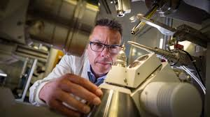 Professor John McGeehan, director of the Centre for Enzyme Innovation (CEI) at the University of Portsmouth
